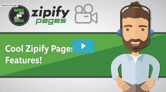 Cool Zipify pages features
