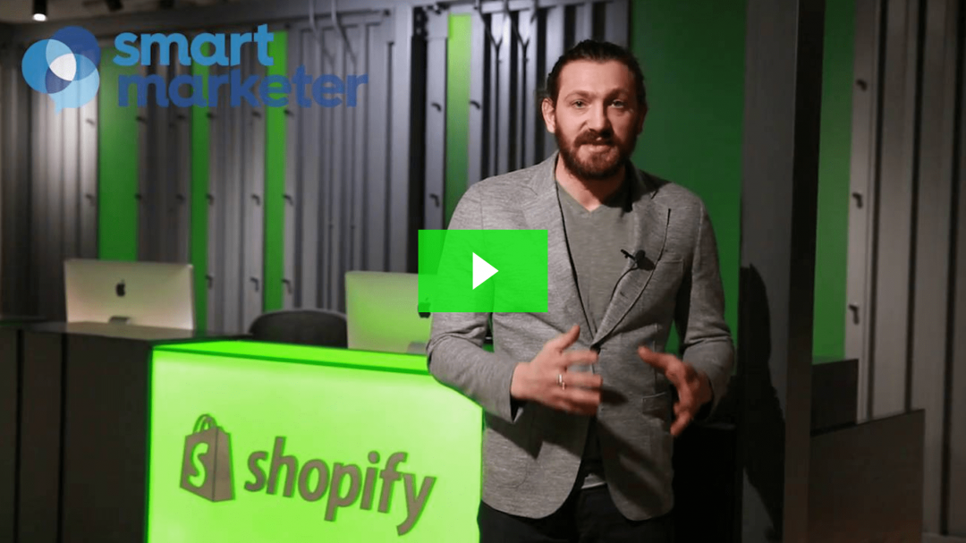 Shopify summit - smart marketer