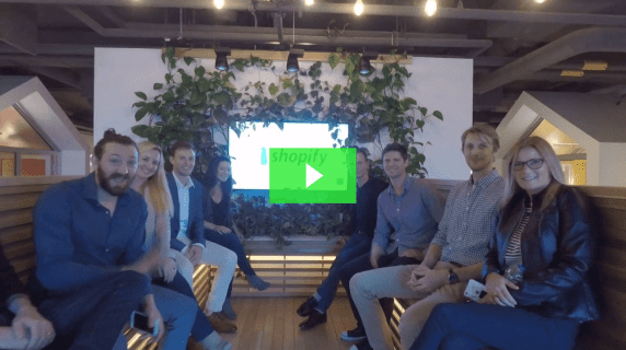 Zipify team goes to Shopify
