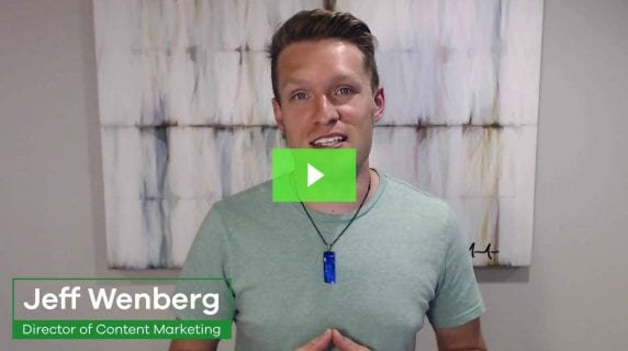 Jeff Wenberg, Director of Marketing